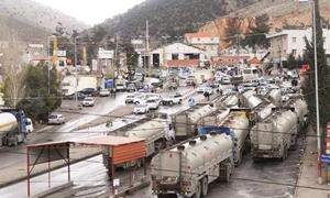 ارتفاع قيمة الصادرات اللبنانية إلى سوريا لـ391 مليون دولار في النصف الأول من العام.. 75% منها مشتقات نفطية