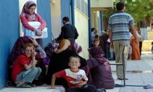 ثلث سكان سورية نزحوا في الداخل..تقرير حكومي:60 بالمئة نسبة البطالة بين الشباب في سورية.. و2.3% نسبة النمو السكاني العام الماضي