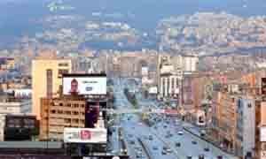 لبنان  يتراجع للمرتبة 11 من 17 بلداً في منطقة الشرق الأوسط حيال مخاطر الدول خلال الربع الثاني من العام الحالي