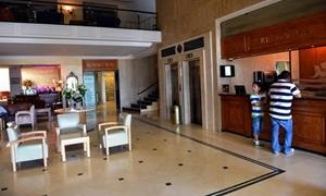 إشغال الفنادق في بيروت إلى 58% وهو التراجع الثالث اقليمياً وإيرادات الغرف تنخفض 22% لتمثل أكبر انخفاض في المنطقة