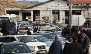 لبنان يضيق على السوريين..وتعميم بمنع دخول اي سوري يحمل هوية مخدوشة او مكسورة