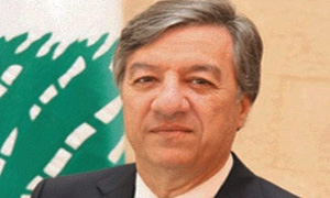وزير الصناعة اللبناني يحفز السوريين على الاستثمار في لبنان
