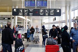 مطار رفيق الحريري في لبنان يصدر تعميماً هاماً للسوريون و الأجانب .. تعرفوا على التفاصيل؟
