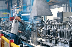 ترخيص و تنفيذ 49 مشروعاً صناعياً برأسمال 1.4 مليار ل.س في ريف دمشق خلال النصف الأول