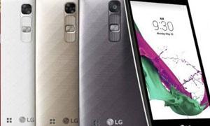 LG تكشف عن الهاتفين الذكيين G4 Stylus وG4c