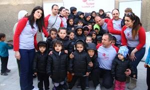 إل جي تطلق مبادرة لتقديم المساعدات للأسر المتضررة وتوزع أكثر من ألف حقيبةو4 آلاف سترة