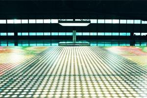 إل جي إلكترونيكس تدخل موسوعة غينيس عن أكبر صورة أنشئت باستخدام المصابيح الكهربائية