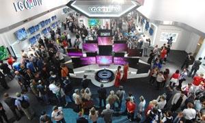 إل جي تقدم تشكيلة ثورية من منتجاتها في معرض الإلكترونيات  2012 في برلين
