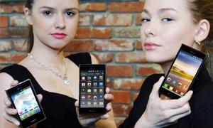 هاتف واحد كل ثانية.. إل جي تتخطى حاجز 15 مليون جهاز من مبيعاتها لهواتف