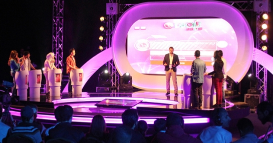 برنامج المسابقات LG Quiz Show ينطلق بأجواءٍ تنافسية