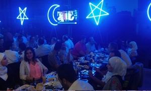 إل جي سورية تقيم حفلي إفطار للوكلاء والموزعين خلال شهر رمضان