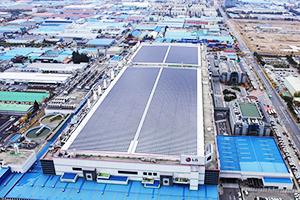 إل جي إلكترونيكس  ترفع استثمارها في إنتاج الخلايا الشمسية إلى 435 مليون دولار