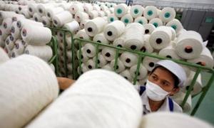 الصناعات الخفيفة الصينية تنمو بنسبة 17.6% وتبلغ قيمتها 2.05 تريليون دولار في 9 أشهر