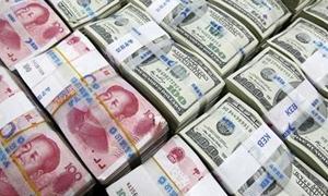 الدولار يسجل اعلى مستوى في الجلسة أمام الين