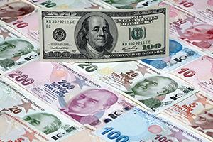 الليرة التركية تخسر ثلث قيمتها أمام الدولار منذ بداية العام.. والتضخم 25% عند أعلى مستوياته في 15 عام