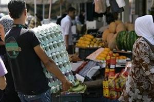 دراسة حديثة: أسعار الأغذية في سورية ارتفعت في العام 2016 بنسبة 100 بالمئة.. و اللحوم والبيض الأكثر ارتفاعاً