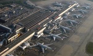 ركن الطائرات في مطارات  بريطانيا تكلفتها اقل من ركن السيارات