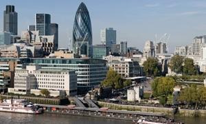 لندن الاغلى في اسعار ايجارات المكاتب في العالم في 2012