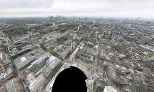 التقاط أكبر صورة بانورامية في العالم لمدينة لندن بدقة 320 جيغا بيكسل