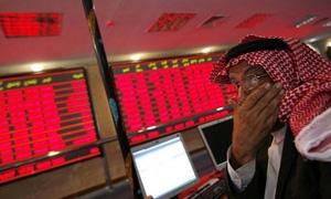 110 مليار دولار خسائر اسواق المال العربية في 2011