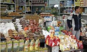الاقتصاد تسبر الأسعار في صالات (الخـــزن)