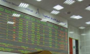 بورصة دمشق توسع مكاسبها ...مع تحسن الطلب على الأسهم الأكثر سيولة
