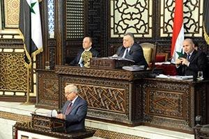 مجلس الشعب يوافق على قانون إعادة إزالة و تدوير الأنقاض للأبنية العامة والخاصة المتضررة