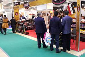شركة حلويات سورية تخطط للتوسع في السوق الروسية