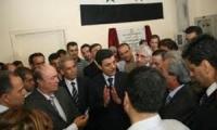 وزير المالية يفتتح صالة النافذة الواحدة في أمانة جمارك دمشق
