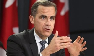 بريطانيا تختار الكندي كارني محافظا للبنك المركزي