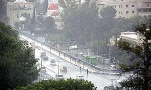 بالأرقام: الهطلات المطرية خلال الأربع والعشرين ساعة الماضية