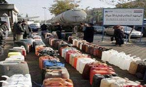 حتى الآن.. محروقات دمشق وريفها وزعت المازوت لـ323 ألف عائلة