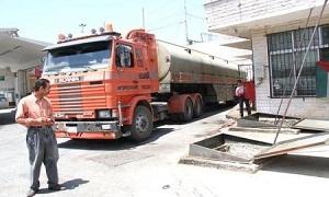 ضبط أربعة صهاريج مازوت مخالفة في دمشق