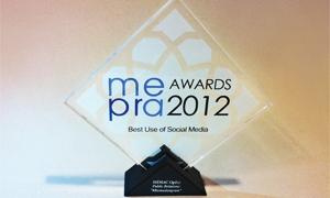 ميماك أوغلفي للعلاقات العامة تحصد جائزة