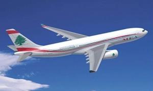 أرباح الطيران اللبناني تتراجع الى 55.5% في 2011