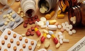 40 طناً من الأدوية إلى حلب بقيمة 800 مليون ليرة