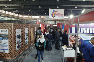 ميديا اكسبو ينطلق في دمشق..ضوا يؤكد: المعرض جمع كل ما تحتاجه وسائل الإعلام في مكان واحد