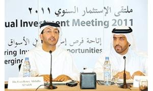 الملتقى السنوي للاستثمار السنوي ينطلق بدبي بحضور 20 وزيرا و بمشاركة 4 آلاف