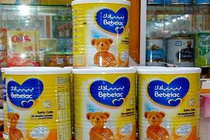 حليب الأطفال مفقود في سورية منذ أشهر: هل هي مقدمة لرفع أسعاره..ونقيب الصيادلة ينفي : لا يوجد أزمة !!