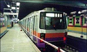 مترو دمشق يتوقف بسبب العقوبات الاقتصادية