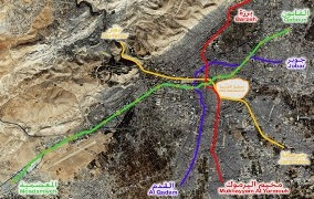 عبود لـB2B: مشروع ميترو دمشق متوقف مؤقتاً ولم يوقف بشكل نهائي