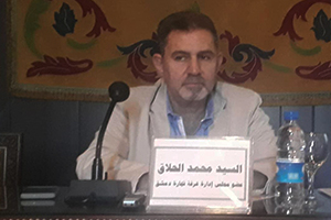 عضو غرفة  تجارة دمشق : مبادرة دعم الليرة السورية بالاتجاه الصحيح وجمعت كتلة كبيرة من الدولارت