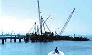 ميناء لاستيراد الغاز بـ30 مليار دولار في أبوظبي