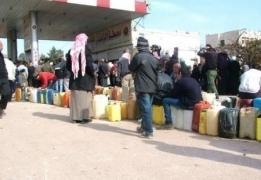 ثمانية آلاف عائلة في دمشق لم تستطع دفع ثمن مازوت التدفئة