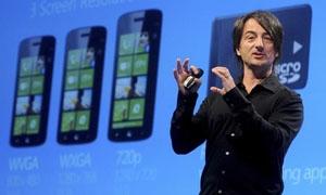 مايكروسوفت تطلق ويندوز فون 8 للموبايل