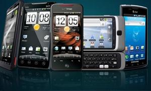 تراجع مبيعات الهواتف المحمولة خلال عام 2012