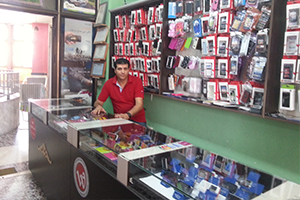 ارتفاعات خيالية في أسعار الموبايلات في حمص..و سعر الجهاز يصل إلى 500 ألف ليرة