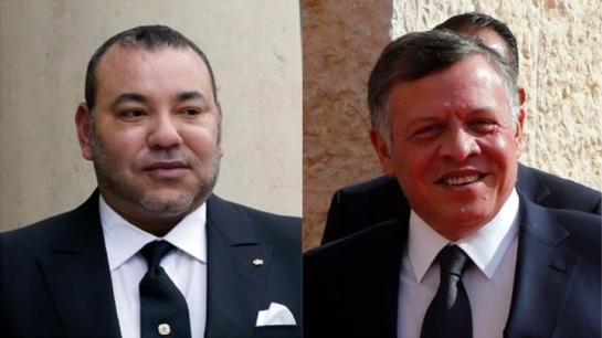 ضمنهم ملكا المغرب والأردن..فضيحة مالية تهز
