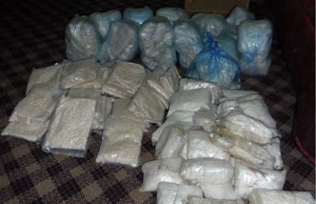 القبض على اثنين من مروجي المخدرات في دمشق