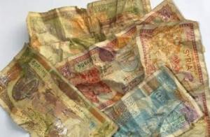 المركزي يستبدل 27 مليون ليرة من الأموال المشوهة للمواطنين خلال 9 أشهر